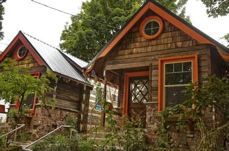 Portland Cottages by Joining A Tiny House Community This Tiny House