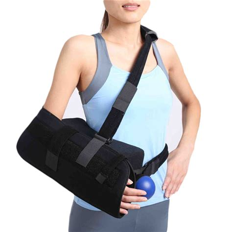 Arm Sling With Pillow by Compare Prices On Shoulder Abduction Brace