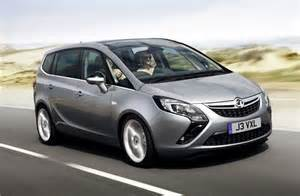 Vauxhall Zafira Forum Vauxhall Confirms New Zafira Model Motoring News