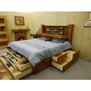 Headboard Gun Safe Gun Storage Solutions That Are Cool And Practical Gun Gun Storage And