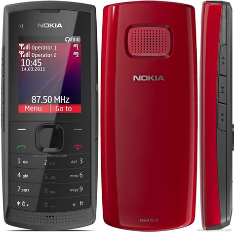 Hp Merk Nokia X nokia x1 01 pictures official photos