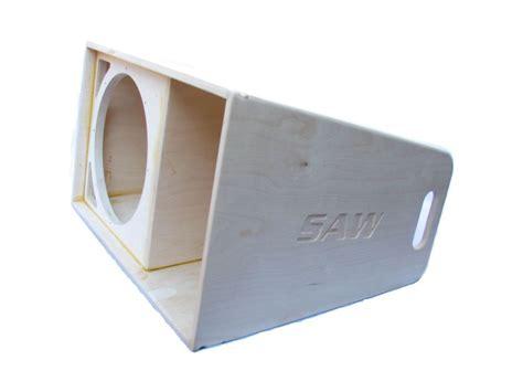 plans to build la112 line array speaker cabinet dual and