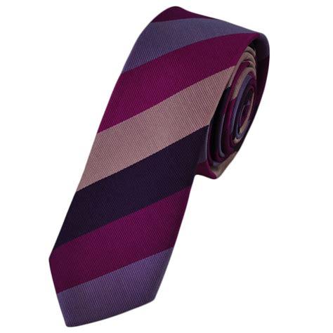 lipstick pink purple pink lavender striped silk