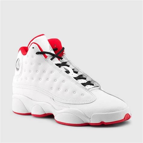 jordans shoes s air 13 retro white