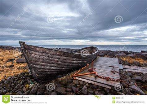 land boat old boat on dry land stock photo image of ocean