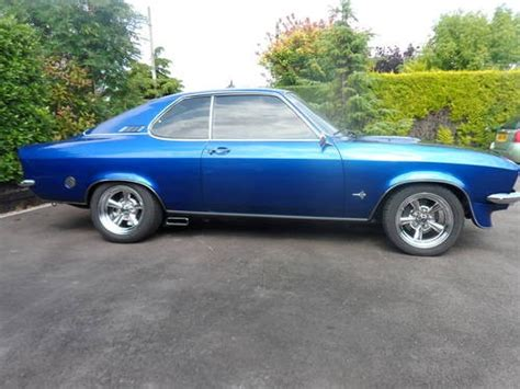 1975 opel manta for sale for sale opel manta 1975 v8 cars hq
