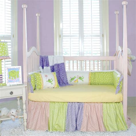 Frog Crib Bedding Frog Baby Bedding Crib Sets Soho Emily The Frog Baby Crib Nursery Bedding Set 13 Pcs Included