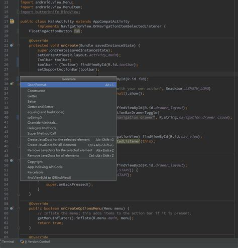 android findviewbyid github yalandingtw findviewbyid to bindview android studio intellij plugin for converting