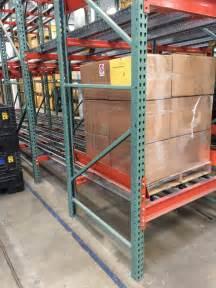 pallet flow rack pallet flow rails warehouse rack and