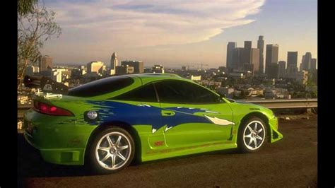 eclipse mitsubishi fast and furious mitsubishi eclipse starring in fast and the furious on