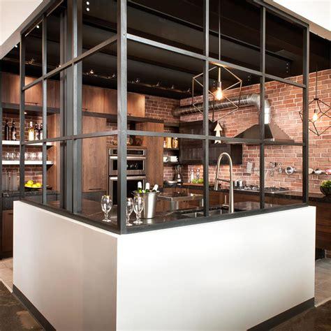 armoire de cuisine moderne armoire de cuisine moderne 2 loft cuisine bois noyer