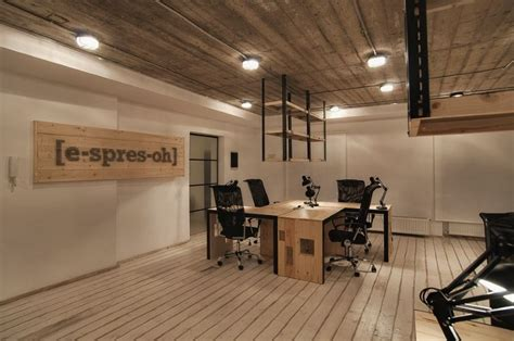 industrial style shop it office industrial style interiors designed by ezzo design
