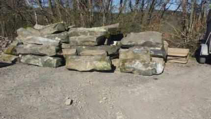 garten kaufen hessen basalts 228 ulen mauer natursteine findlinge basalt