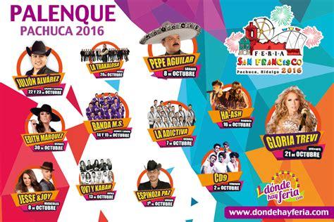 Calendario Xmatkuil 2017 Feria Pachuca 2016 191 D 243 Nde Hay Feria