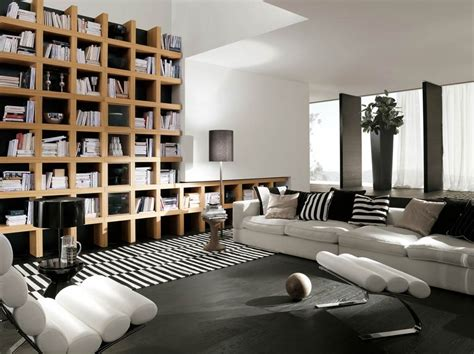 Small House Furniture Ideas by 15 Home Library Interior Design Ideas The Model Stage Blog