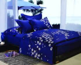 Blue And White Bed Set Blue And Purple Bedding Sets Royal Bedroom Decorating Ideas Small White