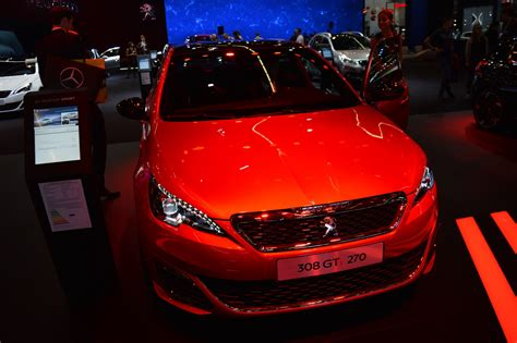 the latest peugeot the new peugeot 308 gti by peugeot sport webloganycar