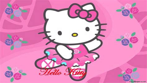 wallpaper hello kitty mini hello kitty screensavers wallpapers wallpapersafari