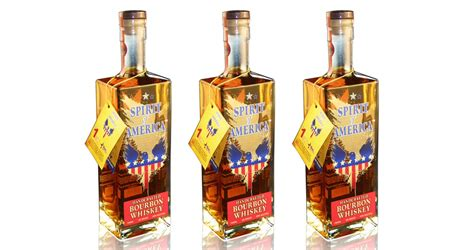 Handcrafted Bourbon - spirit of america handcrafted bourbon whiskey