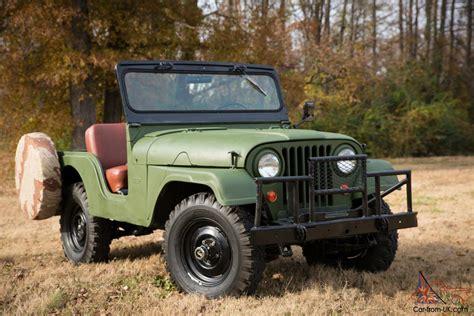 1963 Willys Jeep 1963 Jeep Cj5 Willys