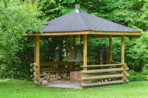 Great Room Plans - 30 grill gazebo ideas to fire up your summer barbecues