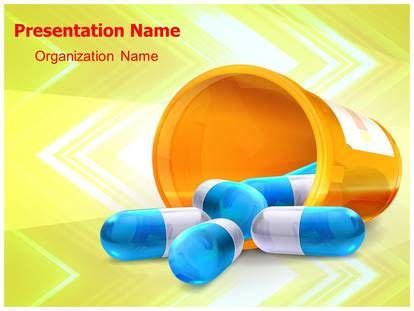 3d Pills Ppt Template Design For Powerpoint Presentation This Template Can Be Used For Day Care Powerpoint Presentation Templates