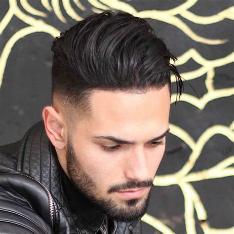 haircuts for guys with thick poofy hair hairstyles for men with thick hair men s hairstyles