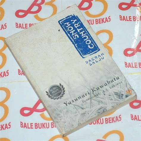 Daerah Salju yasunari kawabata bale buku bekas used bookstore