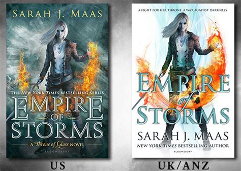 Empire Of Storms By J Maas Paperback Cover Revealed For J Maas Empire Of Storms The