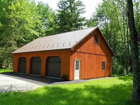 garage bilder metal roof build metal roof pole barn