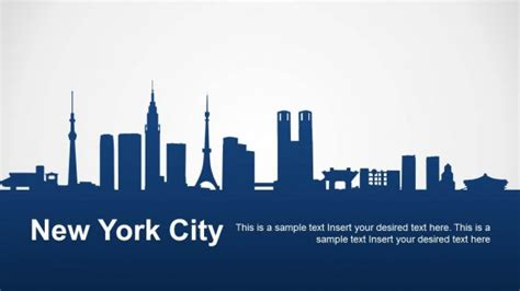 city powerpoint templates