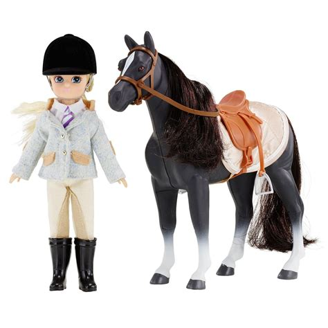 lottie doll with pony pony club 174 lottie doll lottie dolls