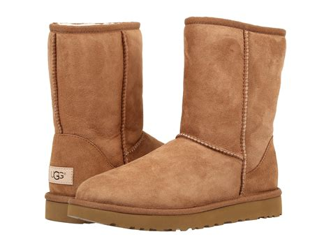 ugg boot slippers for ugg classic ii at zappos