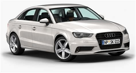 Audi 2014 Models by 3d Model 2014 Audi A3