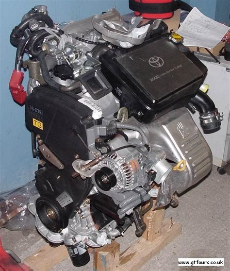 Toyota Celica Engine Toyota Celica Gt4 St205 Engine Pictures