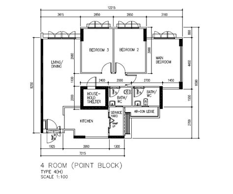 4 room flat floor plan home maintenance and upgrade singapre and johor bahru hdb