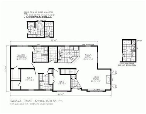 ranch floor plans open concept open concept ranch style house plans best of 49 open floor
