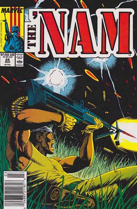 jasonaaron info the war in comics the nam and classic the nam comics the nam the nam comic