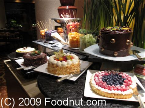 intercontinental hong kong harbourside buffet