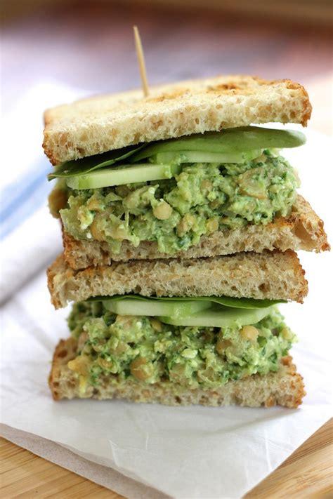 avocado sandwich recipes vegetarian smashed chickpea avocado sandwich green valley kitchen