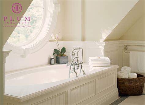 Wainscoting Around Tub by Beadboard Tub Traditional Bathroom Mcgill Design