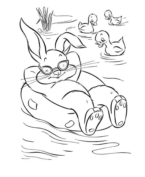 duck rabbit coloring page easter bunny coloring pages easter bunny colouring pages