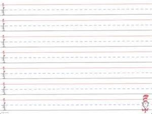 hat feet handwriting practice paper 032473 details rainbow resource center