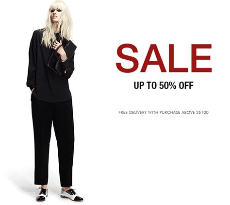 Sale Charleskeith 0848 charles keith year end sale 2013 up to 50 discounts in store free delivery with