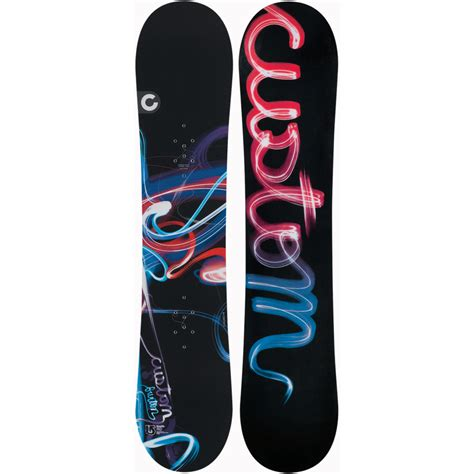 Handmade Snowboards - custom snowboard designs pictures to pin on