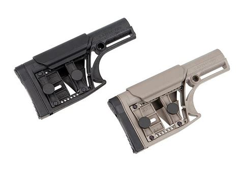 Luth Ar Mba 1 Install by Luth Ar Modular Buttstock Assembly Mba 1