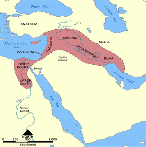 fertile crescent map clio history journal amm 2013
