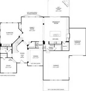 Mount Vernon Floor Plan by Mount Vernon At Oaks Of West Chester West Chester Oh