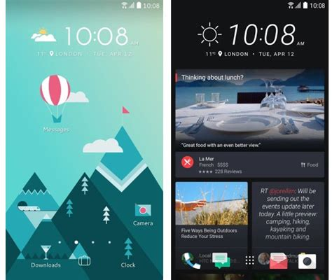 htc sense home heading to non htc devices liliputing