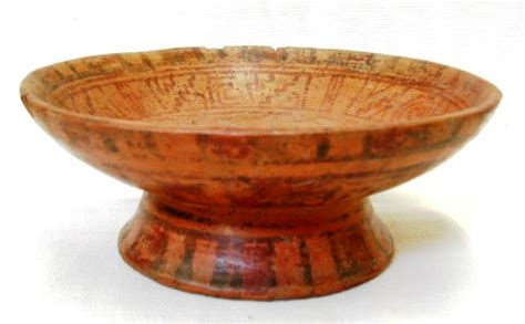 imagenes de vasijas aztecas rehabilitacion conservacion restauracion